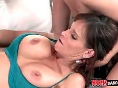 Robby Fucks Goldie And Her Step Mom Syren 2