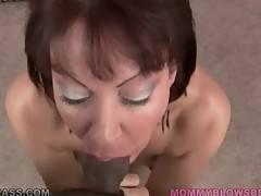 Older Hooker Vanessa Videl Is Good At Oral 1
